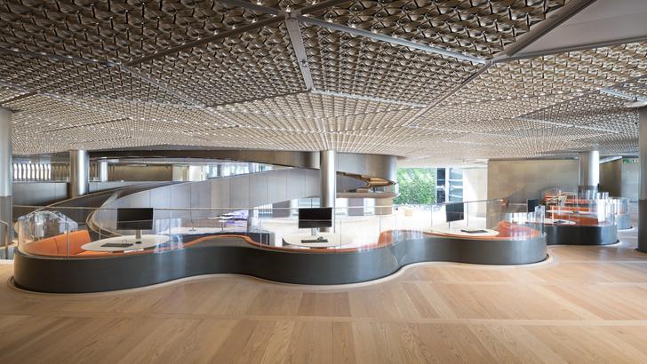 Штаб-квартира Bloomberg — новый проект Foster +Partners (фото 0)