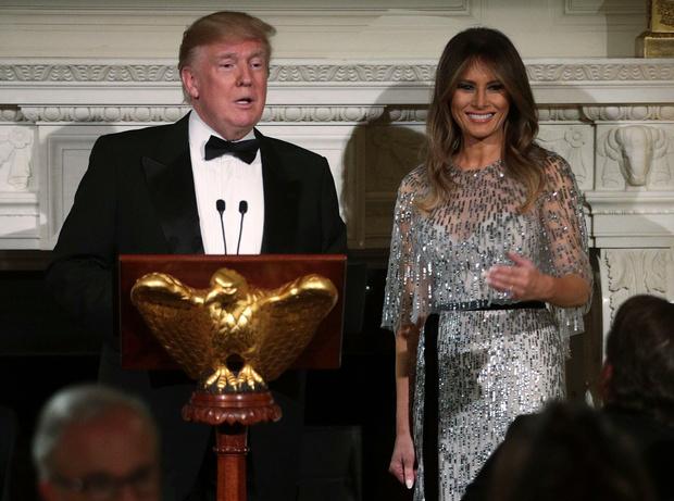 Почему Мелания Трамп не разводится с мужем, несмотря на проблемы в браке? (фото 3)
