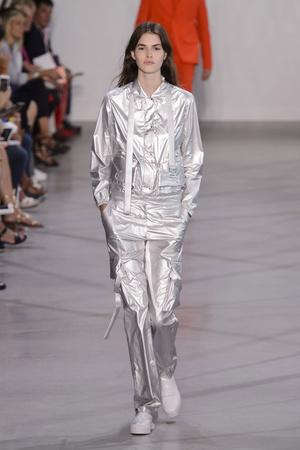 Показы мод Lacoste Весна-лето  2016 | Подиум на ELLE - Подиум - фото 4342
