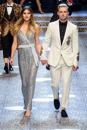 Dolce & Gabbana | Подиум на ELLE - Подиум - фото 4858