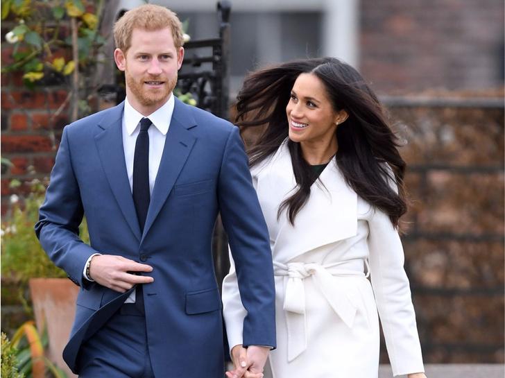 Что получит Меган Маркл в случае развода с принцем Гарри? (фото 1)