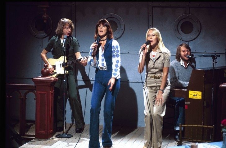 Dancing Queen: как одеться в стиле ABBA (фото 2)