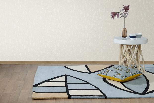 Новые ковры из шерсти их хлопка Tkano (фото 0)