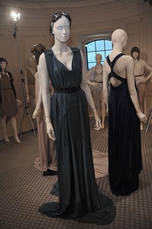 Показ Modernist for Ghost коллекции сезона Весна-лето 2010 года prêt-à-porter - www.elle.ru - Подиум - фото 112499