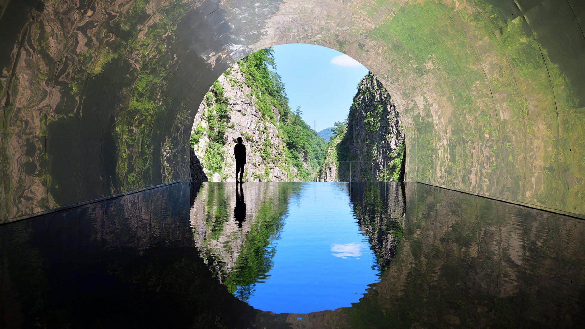 Современная зеркальная архитектура: 10 впечатляющих проектов (галерея 42, фото 3)