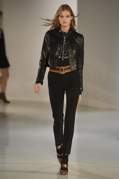 Неделя моды в Нью-Йорке: лучшие показы уикенда | галерея [2] фото [1]