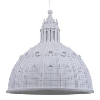 Светильники Seletti в виде купола собора Святого Петра (фото 5.2)