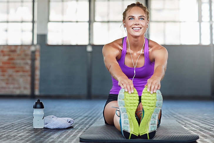 10 лучших упражнений для плоского живота фото [4]