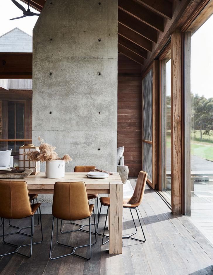 Деревенская роскошь: загородный дом в Уэнслидейле (фото 6)