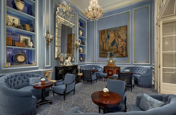 Отель St. Regis Rome открылся после реновации (фото 12)
