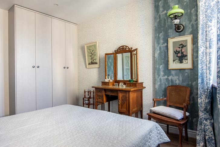 Уютная маленькая квартира 55 м² в Киеве (фото 16)