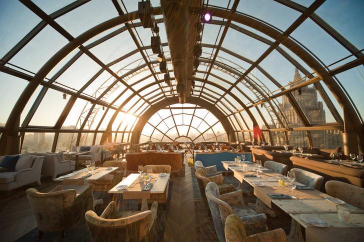 Московский ресторан White Rabbit занял 23-ю строчку рейтинга The World's 50 Best Restaurants-2017