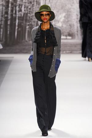 Показы мод Milly by Michelle Smith Осень-зима 2011-2012 | Подиум на ELLE - Подиум - фото 2324