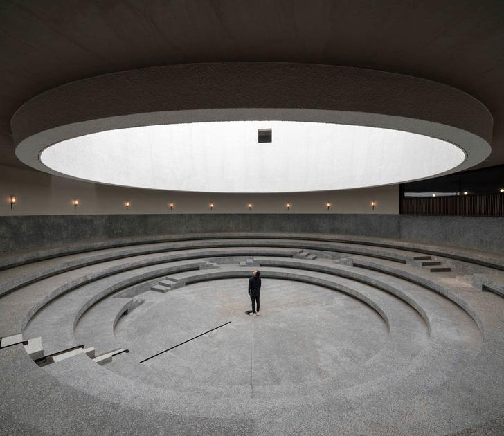 Арт-центр в Китае по проекту Neri&Hu (фото 4)