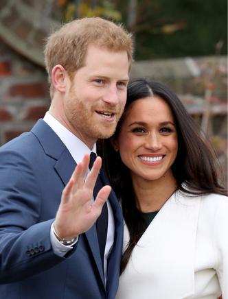 Фото дня: принц Гарри и Меган Маркл после объявления о помолвке (фото 6)