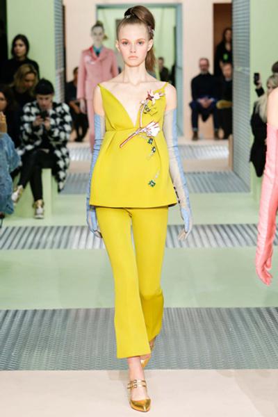 От первого лица: редактор моды ELLE о взлетах и провалах на Неделе моды в Милане   галерея [1] фото [2]