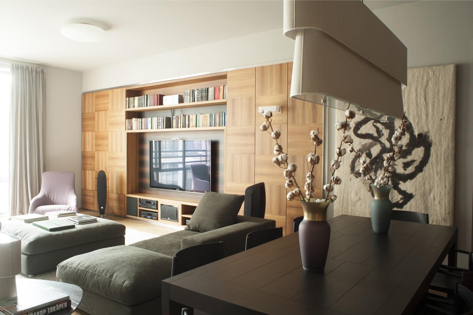 Лучшие интерьеры квартир 2014: вспомнить всё! | галерея [4] фото [4]