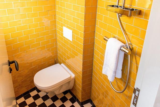 Sweets Hotel: отель в домах смотрителей мостов в Амстердаме (фото 17)