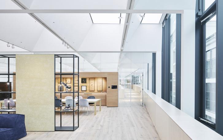 Новое здание штаб-квартиры Swarovski от студии Snøhetta (фото 10)