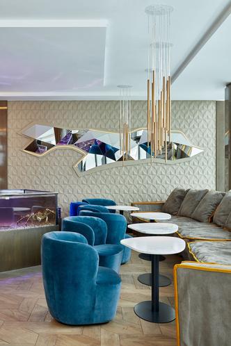 Новый ресторан «Сахалин» по дизайну Ирины Глик (фото 13.1)