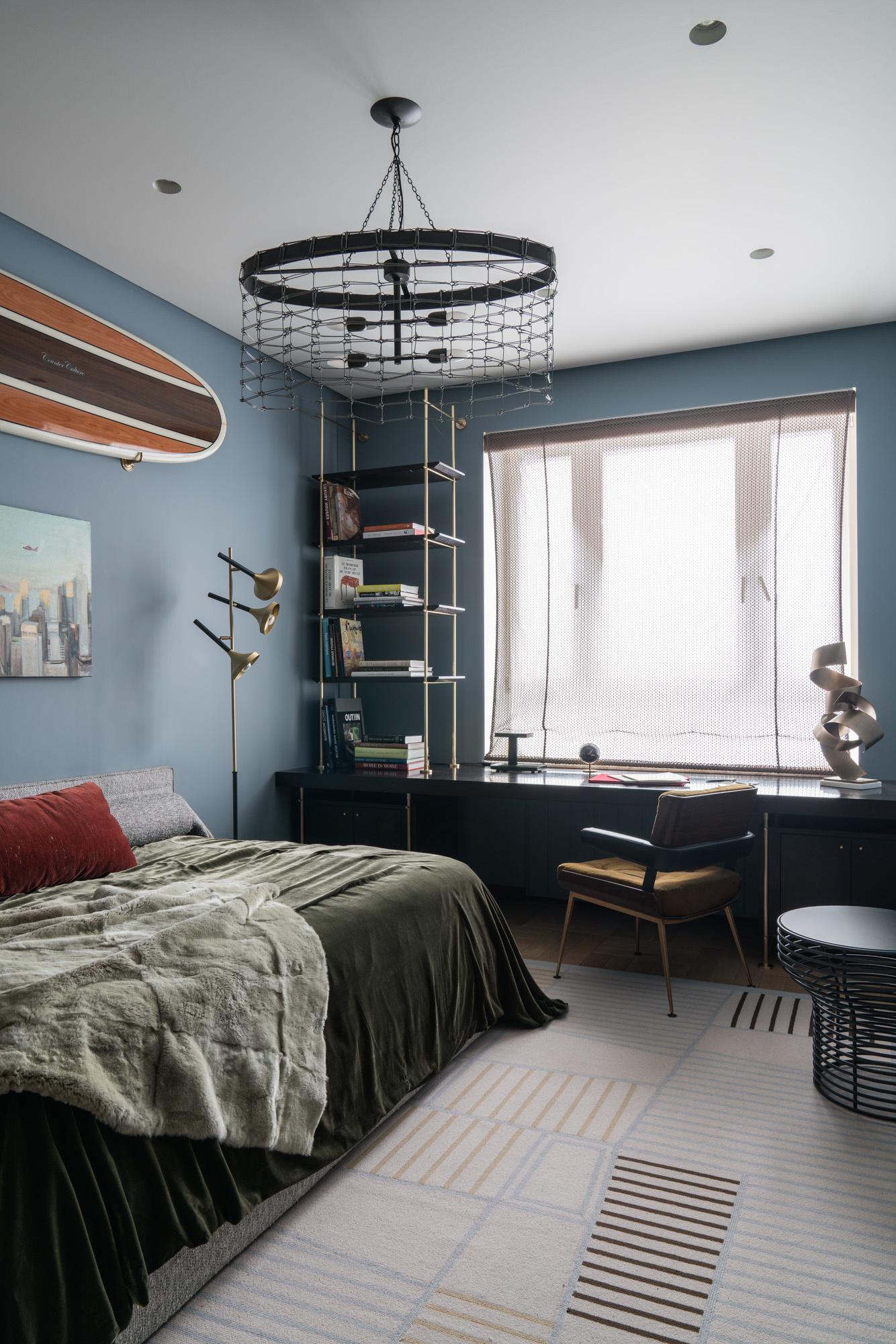 Синие спальни (галерея 0, фото 1)