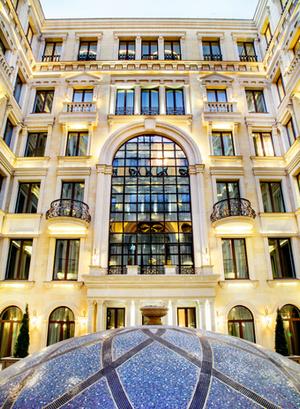 Дебют бренда St. Regis Hotels & Resorts в России
