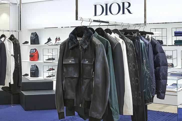 Гости открытия корнеров Dior в ЦУМе (фото 2)