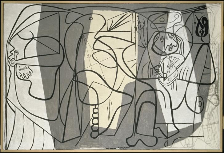 «Пикассо & Хохлова»: художник и его муза в ГМИИ им. А.С. Пушкина (фото 4)