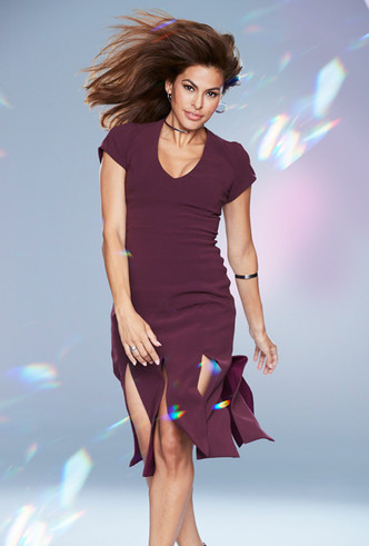 Ева Мендес стала лицом нового парфюмерного бренда Avon Eve фото [2]