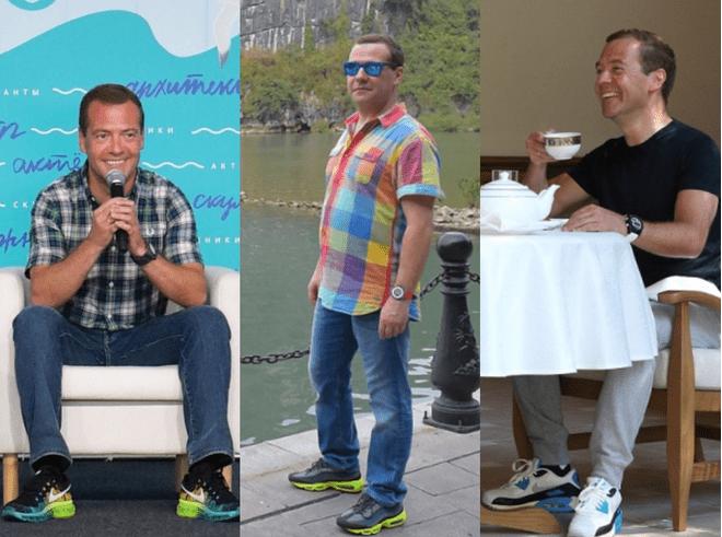 Все как у людей: увлечения Дмитрия Медведева фото [4]