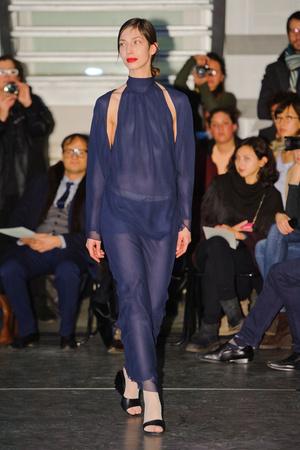 Показ Adeline Andre коллекции сезона Весна-лето 2013 года haute couture - www.elle.ru - Подиум - фото 479647