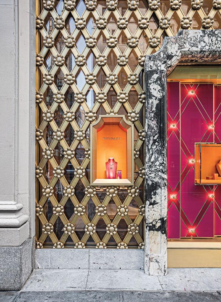 Питер Марино оформил бутик Bvlgari в Нью-Йорке (фото 2)