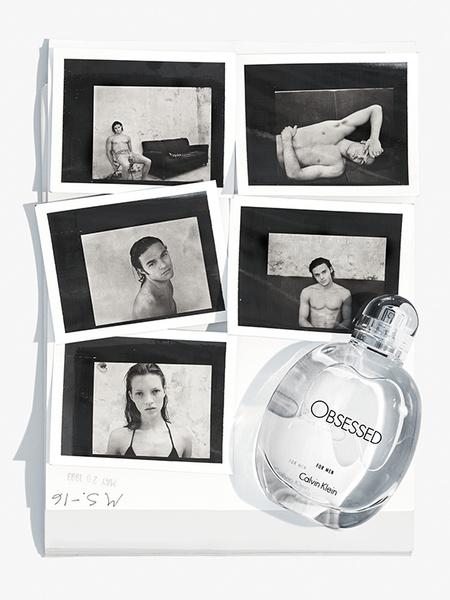 Редкие снимки Кейт Мосс в рекламной кампании Calvin Klein | галерея [1] фото [4]