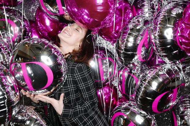 Dior представили лаковый тинт для губ Dior Addict Lacquer Plump (фото 6)