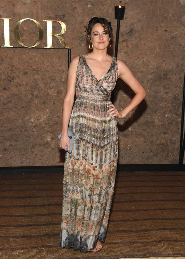 Ночь нежна: Джессика Альба, Елена Перминова и другие звезды на показе Dior Cruise в Марокко (фото 5)