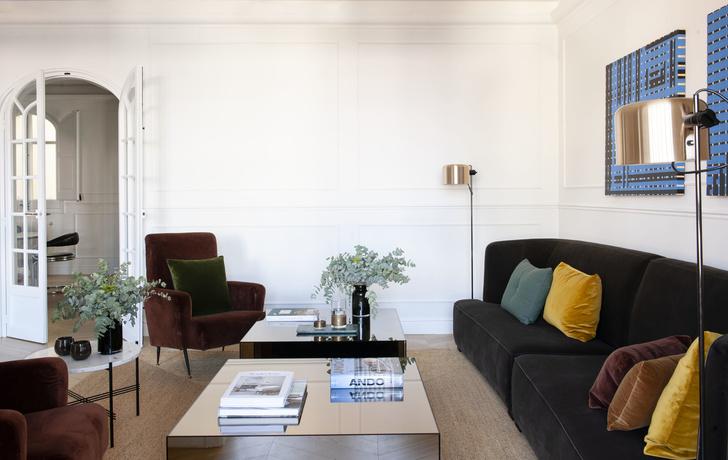 Квартира в стиле мидсенчури в Барселоне (фото 2)