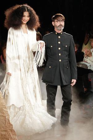 Показ Franc Sorbier коллекции сезона Осень-зима 2010-2011 года Haute couture - www.elle.ru - Подиум - фото 168068
