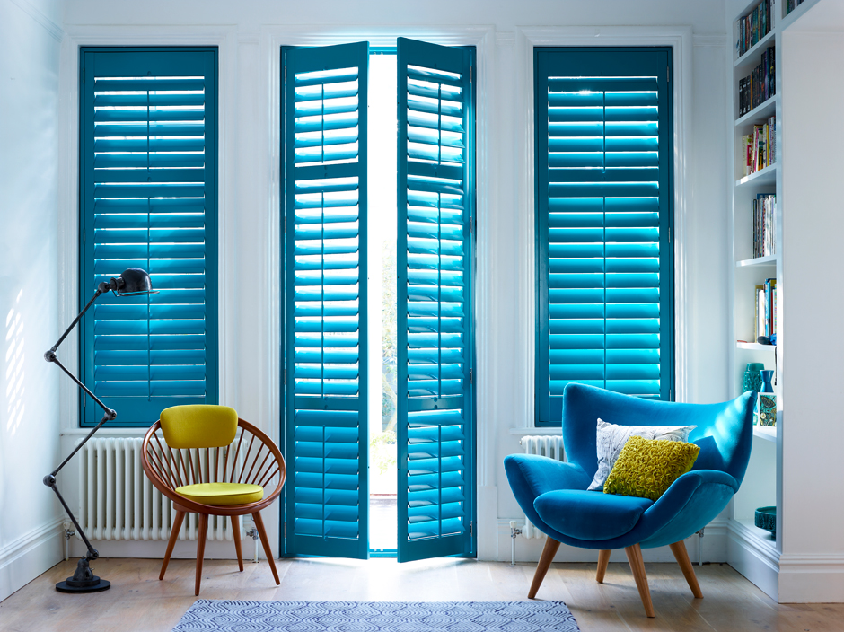 Синий цвет в интерьере: 30 проектов (галерея 0, фото 2)