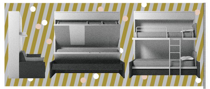 Первый план: все, что нужно знать о планировке маленьких квартир (фото 12)
