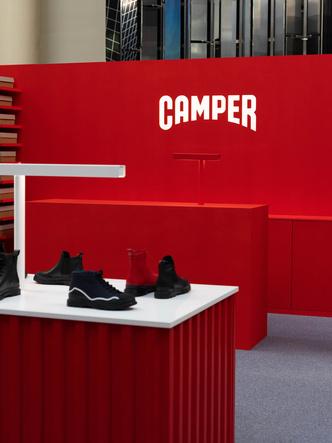 Pop-up бутик Camper по дизайну студии Asketik (фото 7.1)