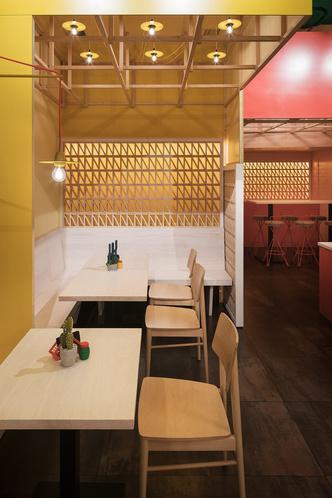 Erbalunga Estudio creates restaurant interior inspired by its Mexican menu (фото 6.2)