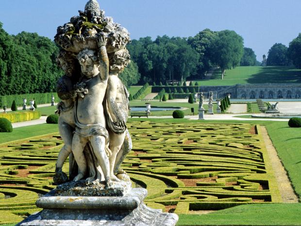 50 лет со дня открытия дворца Во-ле-Виконт (фото 3)