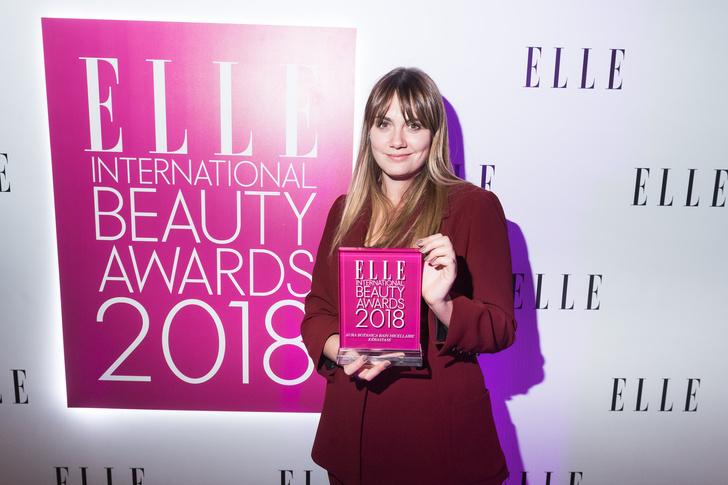 Объявлены победители премии ELLE International Beauty Awards 2018 (фото 14)