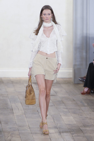 Показ Ralph Lauren коллекции сезона Весна-лето 2011 года prêt-à-porter - www.elle.ru - Подиум - фото 177904