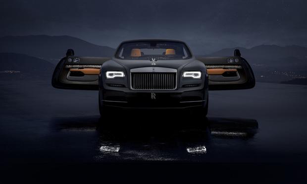 Rolls-Royce представит ограниченную серию из коллекционных моделей (фото 1)