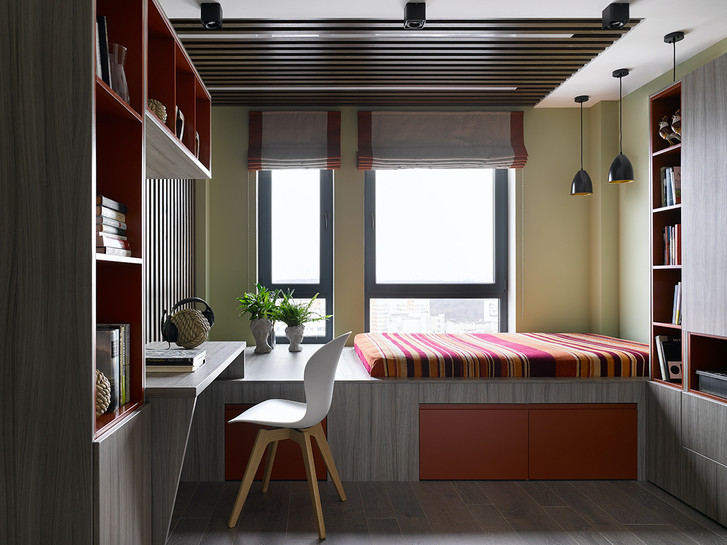 Московская квартира 83 м² в стиле лофт (фото 10)