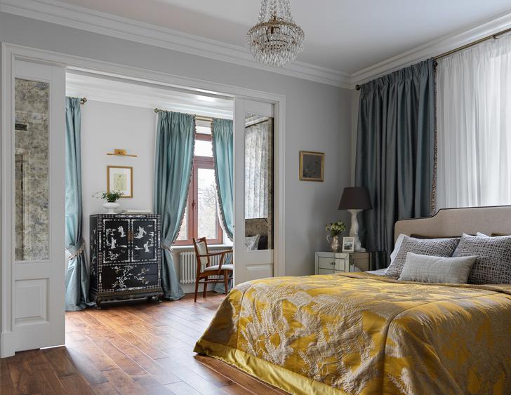 Квартира для семьи с тремя детьми в классическом стиле 140 м² (фото 9)