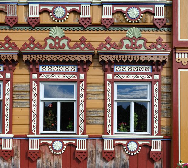 Отель-музей Асташово: настоящий русский терем XIX века (фото 9)
