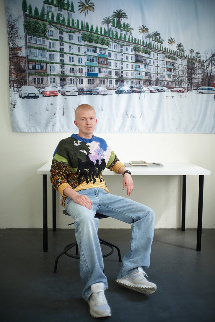 Арт-портфолио: Роман Мокров (фото 1)