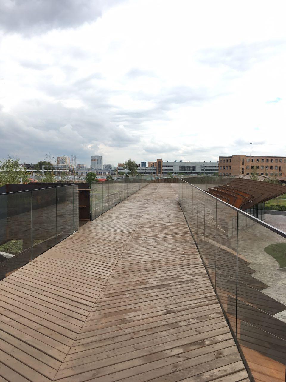 Новый парк в Москве от Джерри Ван Эйка (галерея 2, фото 0)